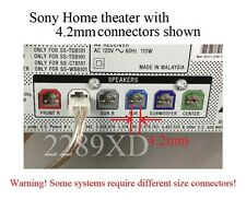 6ft speaker cable/wire 4.2mm 18AWG made for select sony/samsung/Panasonic HTIB