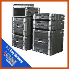 ABS Rack Case | 2-10u | Flight Case | Equipment Case | DJ Case | Amp Case | PA