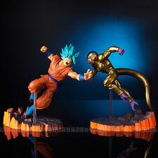 Dragonball Z FREEZA SON GOKOU Anime Manga Figuren 2er Set H:15cm Neu