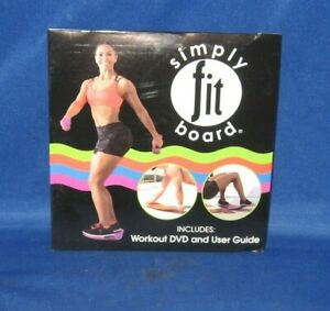 Simply Fit Board DVD User Guide