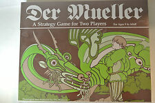 Der Mueller Strategy Game: New Factory Sealed in Shrink Wrap