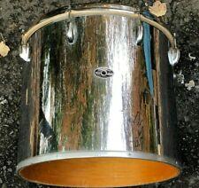 """Slingerland Concert 16"""" Tom Drum Chrome Niles"""