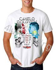Canelo VS golovkin Boxing T Shirt Apparel 4 luvofboxing GGG Alvarez MX KZ Flagge