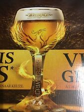 NEW VERRE Grimbergen phénix  GLAS  GLASS Collector