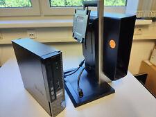 Dell Optiplex 790 USFF + Computer/Bildschirmhalterung