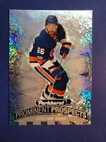 2017-18 UD Parkhurst Prominent Prospects Rookie #PP-5 Josh Ho-Sang RC NYI