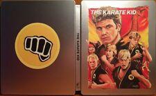 The Karate Kid - Blu-ray Edizione Limitata Steelbook - Ralph Macchio- Usato
