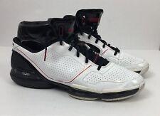 best service 1cfd8 dc47f Adidas Adizero Rose 819 Geofit Men Black White Basketball Shoe Size 15 M  G21804