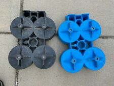 Gondola Skate Store Fixture Mobilization Per Each One Only Black Or Blue