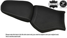 DESIGN 2 GRIP GREY ST CUSTOM FITS YAMAHA MT 03 06-14 FRONT + REAR SEAT COVER