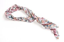 Beautiful Modern Ladies Funky Multicolored Skinny Wired Headband (S317)