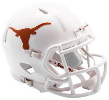 Texas Longhorns Riddell NCAA College Football Team Speed Mini Helmet