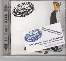 (FR731) The Bourbons, At Home With - 2008 DJ CD