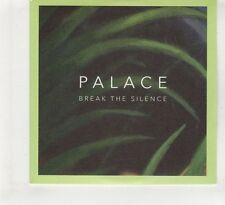 (HF140) Palace, Break The Silence - 2016 DJ CD
