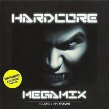 HARDCORE MEGAMIX 3 = Ophidian/Chaoz/Baracuda/Weapon/TMT/Triax..= HARDCORE GABBER