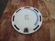 1 enjoliveur roue PEUGEOT 205 306 blanc  97534885TU série speciale 13 pouces