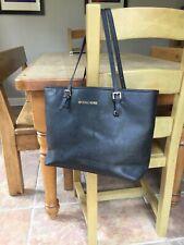 Michael Kors Large Tote Handbag Black