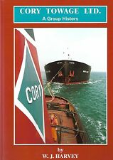 Cory Towage Ltd A Group History Tugs NEW by Harvey