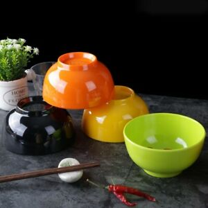 Melamine Round Bowl Restaurant Tableware Small Bowl Hotel Canteen Soup Bowl -