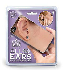 NEW Fred All Ears Womens Mobile iPhone Cover Fits 4G 4S