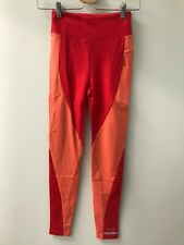 Peaches ® Red / Coral Leggings - Size Xtra Small - New With Tags - RRP = £29.99