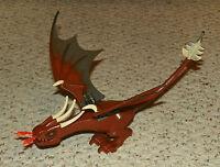 LEGO 4767 -  HARRY POTTER - Hungarian Horntail - Reddish Brown Dragon - MINI FIG