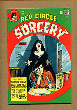 Sorcery #6 - Chilling and Weird Tales! - 1974 (Grade 8.0) WH