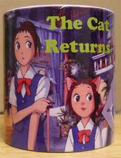 Studio Ghibli The Cat Returns - Coffee MUG - Totoro - Anime - Manga