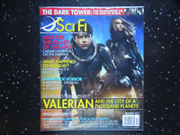 Sci Fi Magazine - Valerian / War For The Planet Of The Apes ( October 2017 )