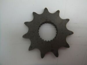 APRILIA RS125 RS 125 FRONT SPROCKET WITH 11 TEETH 2012 - 2013