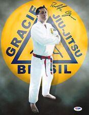 Rolker Gracie Signed 11x14 Photo PSA/DNA COA UFC Pride FC Jiu-Jitsu Picture MMA