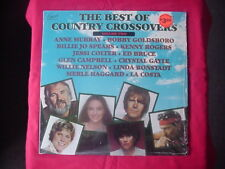 THE BEST OF COUNTRY CROSSOVERS VOL. 2 1979 CAPITOL RECORDS STEREO NO SCRATCHES