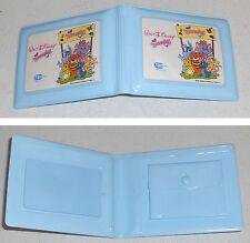 Portafoglio WUZZLES Walt Disney 1985 Cartorama GADGET Portafogli Pocket money