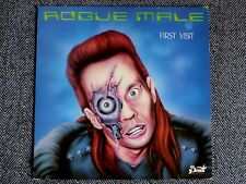 ROGUE MALE - First visit - LP / 33T