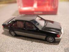 1/87 Herpa MB 600 SEL schwarz grau 2094