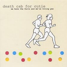 Death Cab For Cutie WE HAVE THE FACTS 180g +MP3s Die Cut Sleeve NEW VINYL LP
