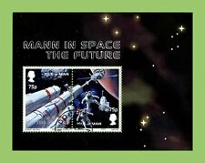 Space Manx Regional Stamp Issues
