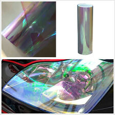 Chameleon Colorful Clear DIY 200x30cm Car Vehicle Taillight Vinyl Tint Film Wrap