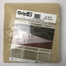 Grip It Ultra Stop NonSlip Rug Pad for Rugs on Hard Surface Floors 6'x9'