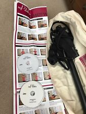 AeroPilates Spacemate With Carry Bag/Instructions Pilates Fitness Yoga