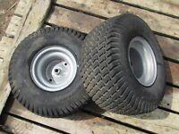 Simplicity Broadmoor Hydro 16 V-Twin Tractor Dico 20x8.00-8 Rear Tires & Rims