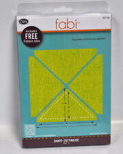 Sizzix Bigz L Triangle 2 1/2 H X 4 1/2 Inch Shape Cutting Die 657166