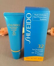 Shiseido 32 sun protection eye cream SPF 32 PA+++ sunscreen . 6 oz