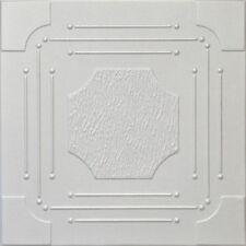 Decorative Ceiling Tiles Styrofoam 20x20 R46 Platinum