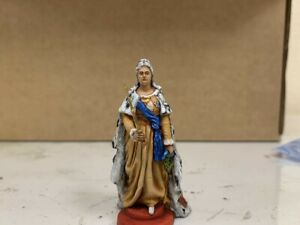 IN STOCK Painted Tin Toy Soldier Catherine II 54mm