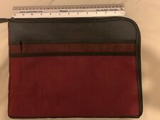 Ted Baker Document / Laptop / Tablet Case - New As Seen In Photos