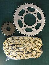 Kawasaki ZXR750 R 93-94,ZX-9R Ninja 98-01 Chain and Sprocket Kit 16T x 41T