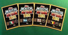 Match Attax TCG 101 World Star Cards