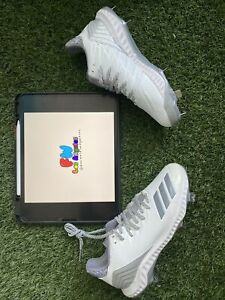 Adidas Womens Icon Bounce W Metal Softball Cleats   CG5191   Size 9