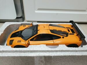 1/18 Autoart Mclaren F1 LM edition orange 76011